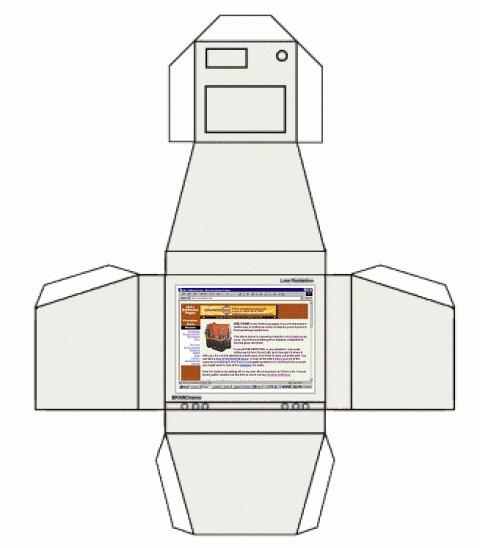 Распечатки коробки для кукол   фото и картинки007