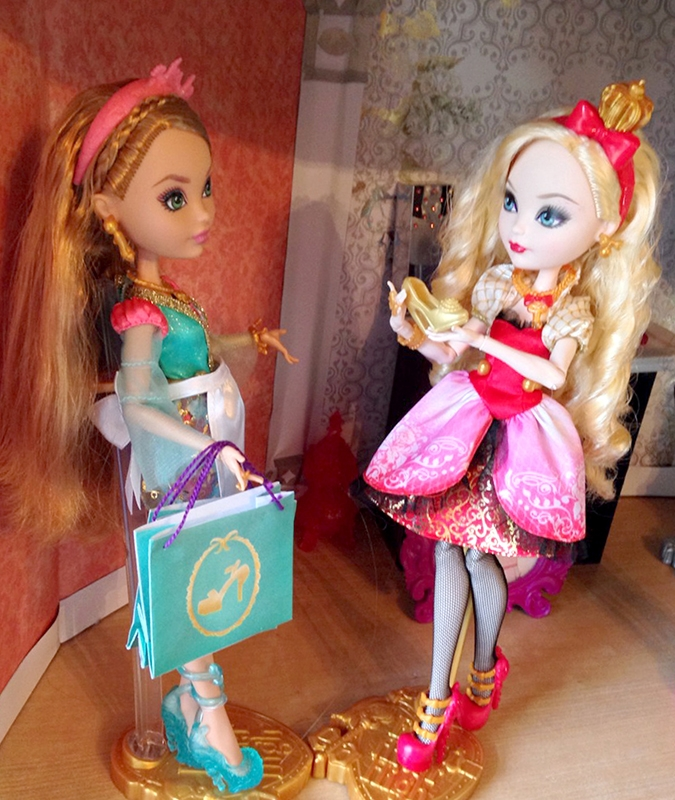 Распечатки коробки для кукол   фото и картинки008