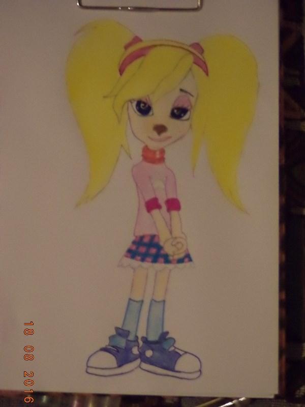 Рисунки Фиксики на конкурс007