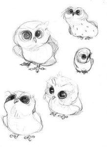 Рисунки диких животных картинки017