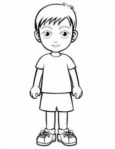 Рисунки мальчиков и девочек 022