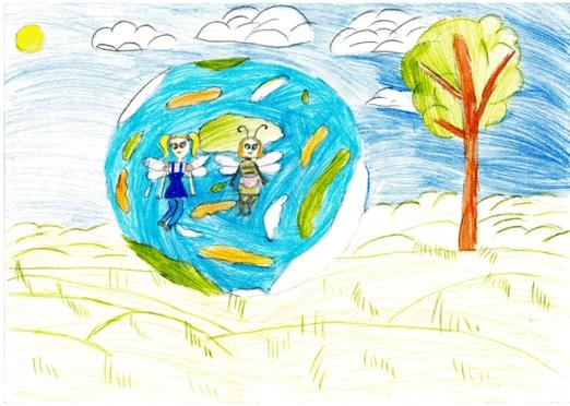 Рисунки на тему энергосбережение карандашом   подборка 004