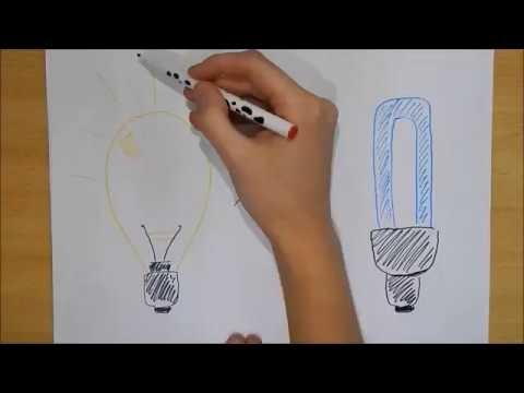 Рисунки на тему энергосбережение карандашом   подборка 018