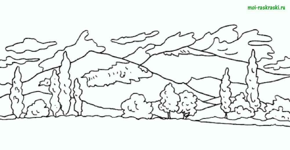 рисунки на экологическую тему берегите природу раскраски