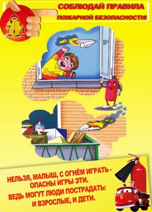 Рисунки по пожарной безопасности для начальной школы002
