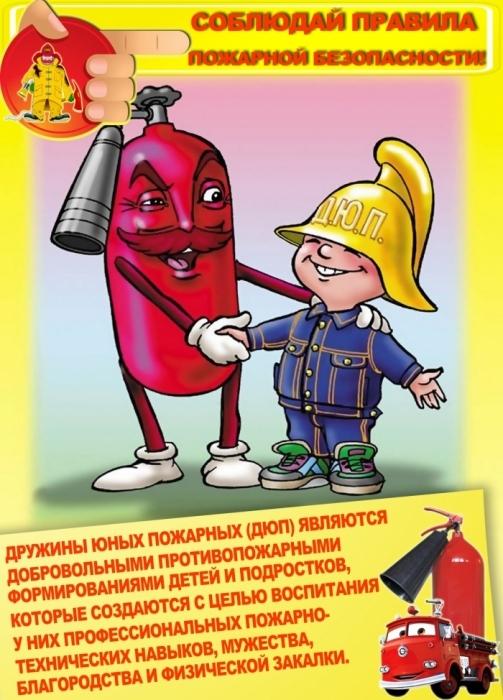 Рисунки по пожарной безопасности для начальной школы013