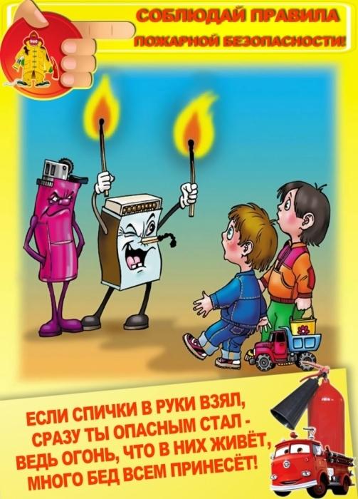 Рисунки по пожарной безопасности для начальной школы024