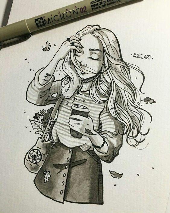 Рисунки смешные для личного дневника   подборка008