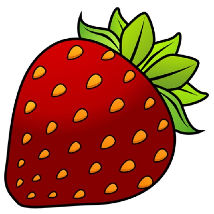 Татарские изге, ягодки картинки для детей нарисованные