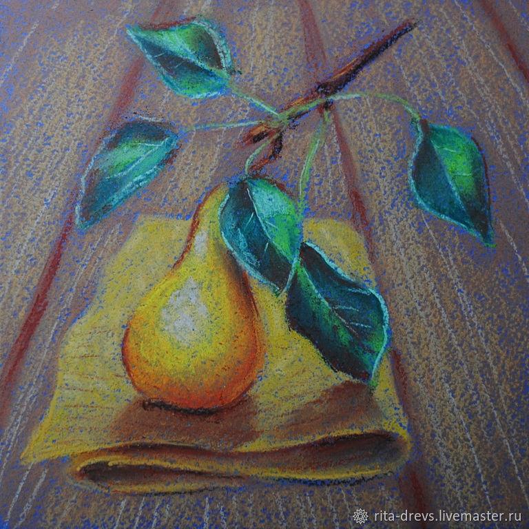 Рисунок груша в разрезе   прикольные картинки 022