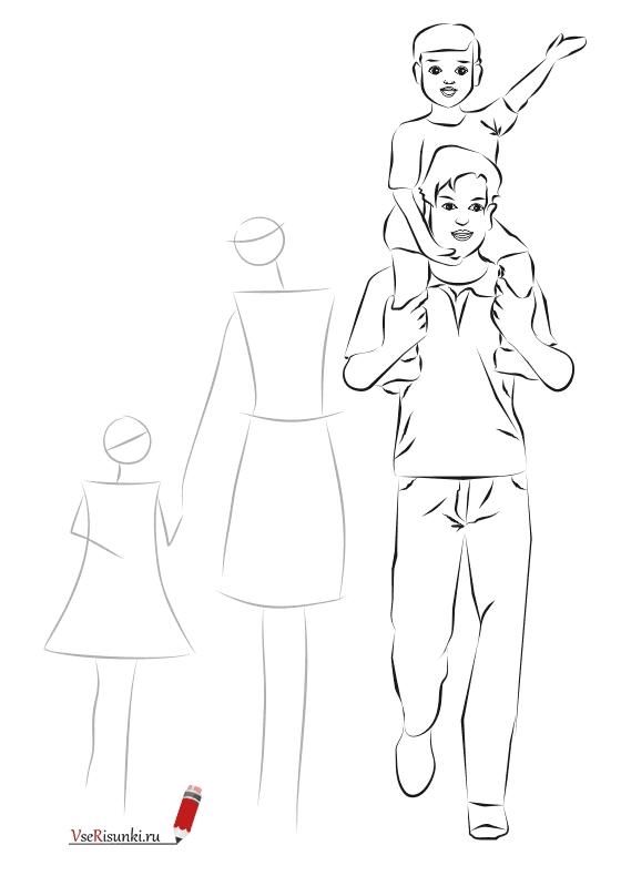 музей картинки маме и папе карандашом ученые называют