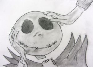 Рисунок на свободную тему 5 класс карандашом   подборка (19)