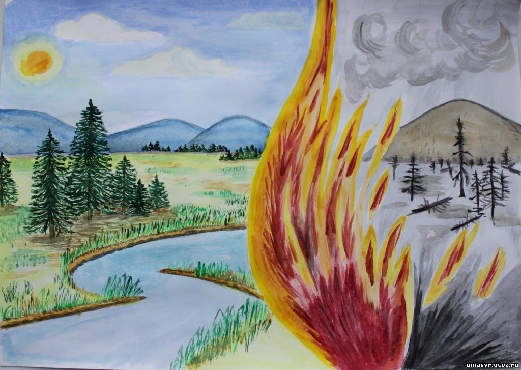 Картинки защита природы для 1 класса
