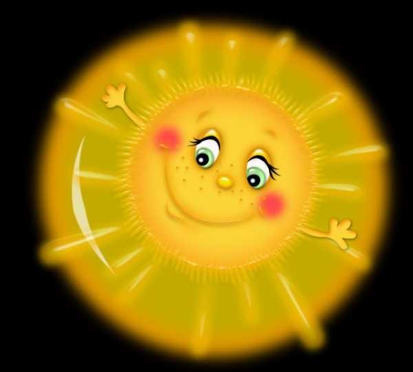 Картинки солнца для занятий