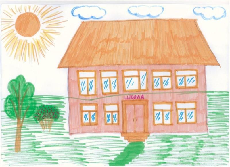 благодаря рисунки о школе и про школу карандашом скачай бесплатно
