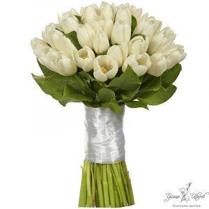 Розы тюльпаны и ромашки   красивые фото020