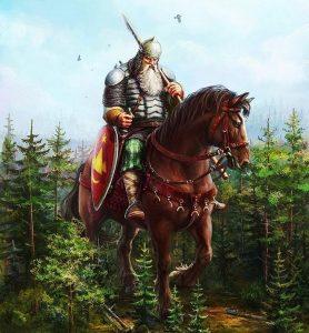Русские богатыри фото и картинки 025