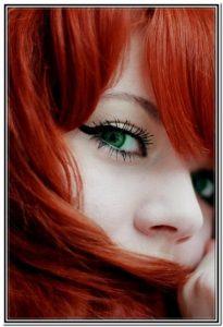 Рыжие ведьмы фото красивые 027