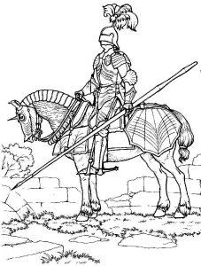 Рыцарь картинки скачать для детей 022
