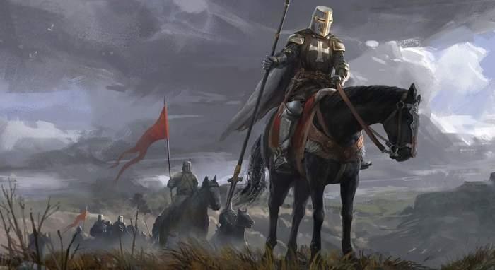 Рыцарь картинки фэнтези   подборка006