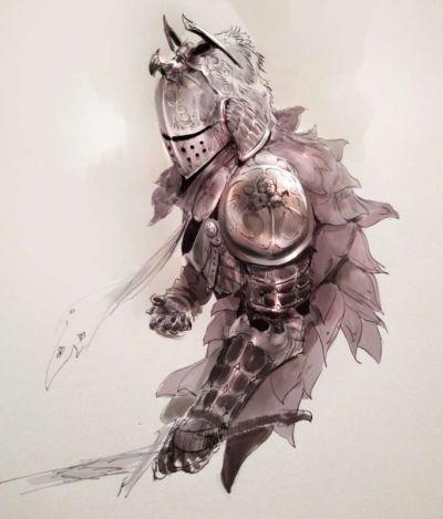 Рыцарь картинки фэнтези   подборка015