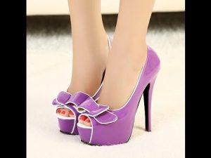 Самые красивые туфли на каблуке в мире   фото025