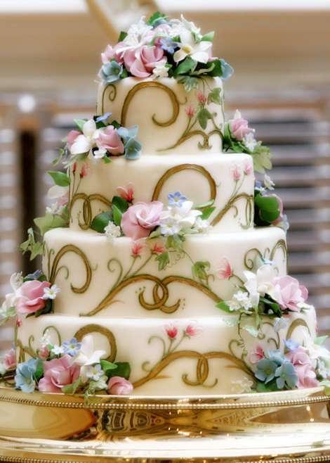 Самый большой торт и красивый   фото 002