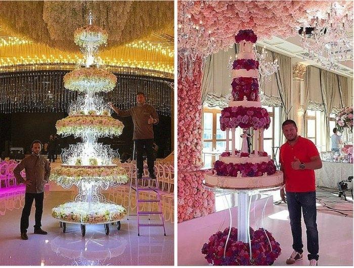 Самый большой торт и красивый   фото 005