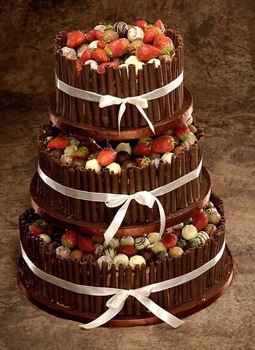 Самый большой торт и красивый   фото 011