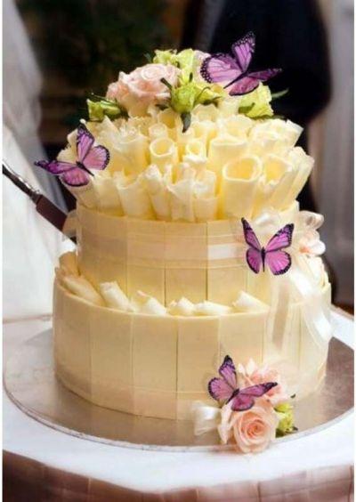 Самый большой торт и красивый   фото 018