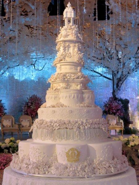 Самый большой торт и красивый   фото 019