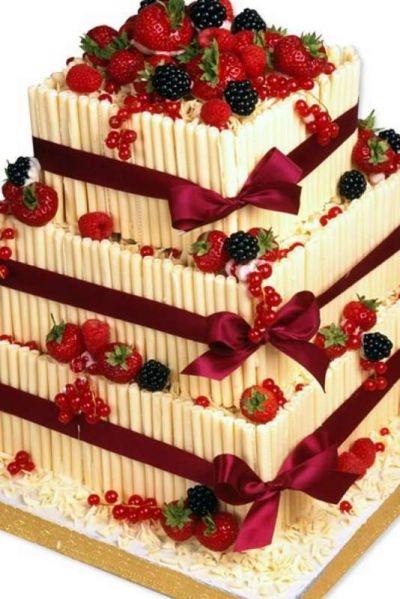 Самый большой торт и красивый   фото 020