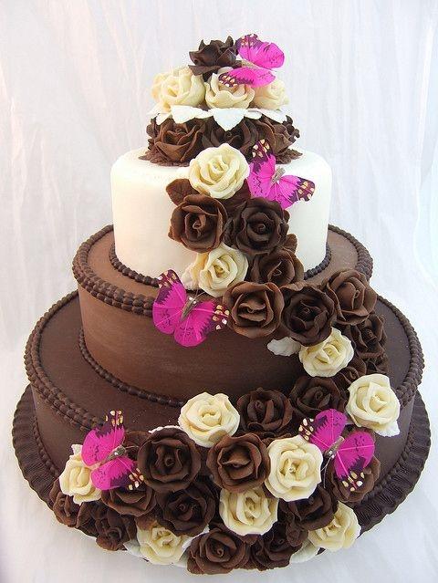 Самый большой торт и красивый   фото 022