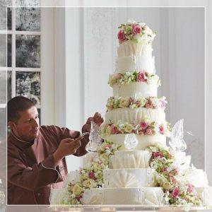 Самый большой торт и красивый   фото 023