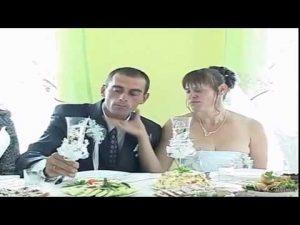 Свадьба фото приколы в деревне 028