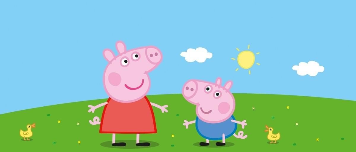 Свинка Пеппа Джордж фото и картинки 025