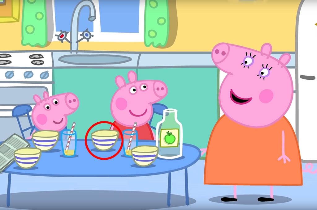 Смешные картинки про свинку пеппу смешные, троих телефон