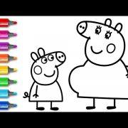 Свинка Пеппа картинки смешные и веселые 021