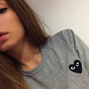Селфи девочка без лица   крутые фото028