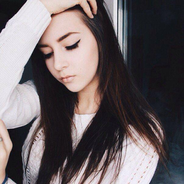 Селфи девушек красивых на аву   фотки 001