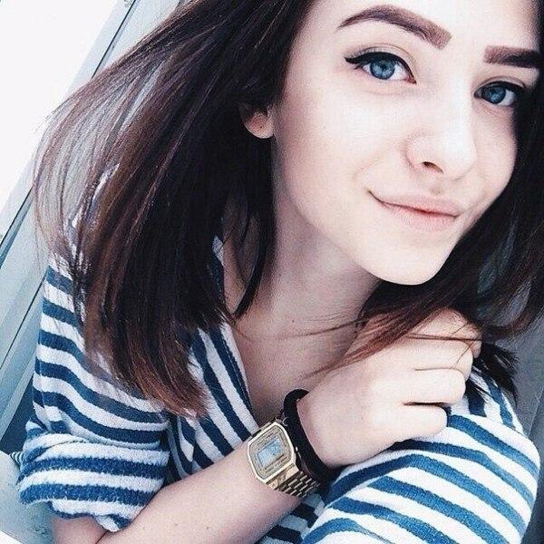 Селфи девушек красивых на аву   фотки 013