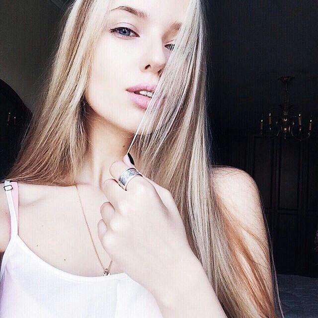 Селфи девушек красивых на аву   фотки 018