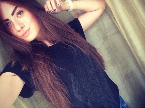 Селфи девушек красивых на аву   фотки 020
