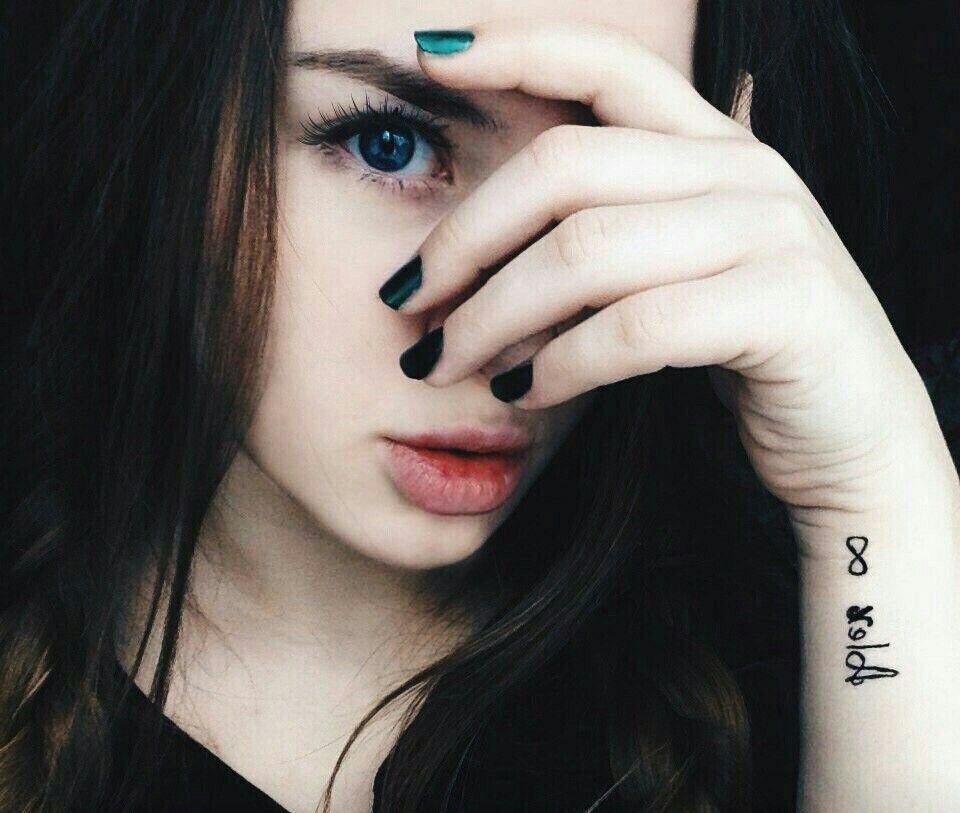 Селфи девушек красивых на аву   фотки 021