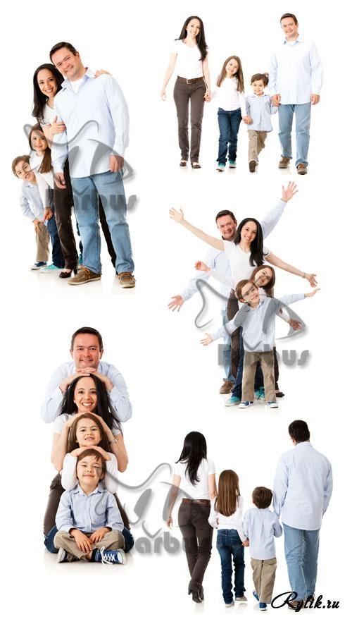 Семья картинки для детей на прозрачном фоне   скачать бесплатно 004