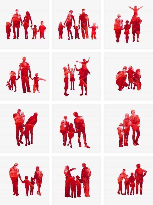 Семья картинки для детей на прозрачном фоне   скачать бесплатно 008