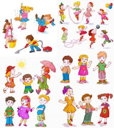 Семья картинки для детей на прозрачном фоне   скачать бесплатно 011
