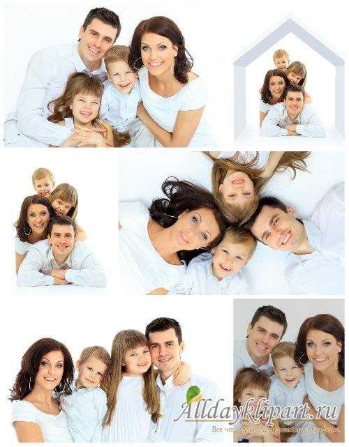 Семья картинки для детей на прозрачном фоне   скачать бесплатно 018