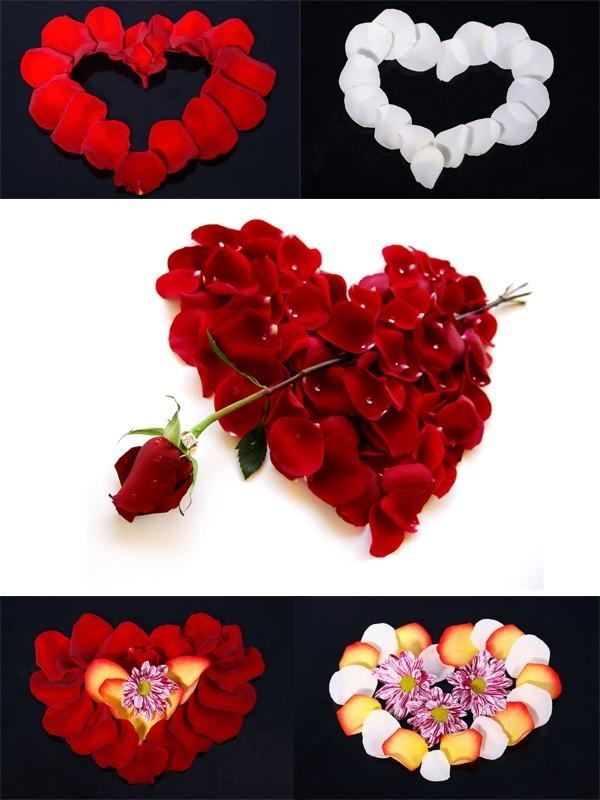 Сердце из роз картинки и фото   подборка 001