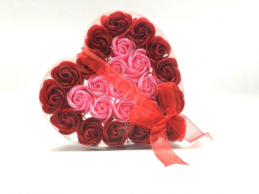 Сердце из роз картинки и фото   подборка 005